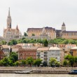 Budapest city view — Stockfoto