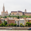 Stock Photo: Budapest city view