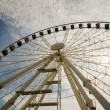 ferris wheel — Stock Photo #27150113