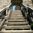 Staircase in castle — Stock Photo #27741073
