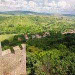 ruinas del castillo — Foto de Stock