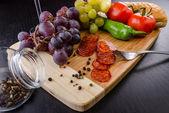 творческих продуктов питания — Стоковое фото