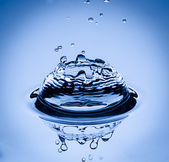 Water drop — Stock Photo