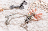 Parisian ccessories — Stock Photo