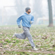 Young man running — Stock Photo #41285505