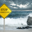 Stop hurricane — Stock Photo