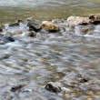 Stock Photo: Clear fresh water stream