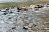 Clear fresh water stream — Stock fotografie