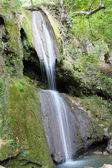 Mountain waterfall — 图库照片