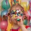 Birthday party — Video Stock