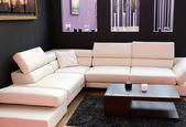 Obývací pokoj s moderní nábytek — Stock fotografie