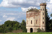 Old tower eastern Europe Serbia — Stock Photo