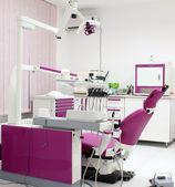 Dentist office with equipment interior — Foto de Stock