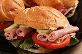 """sandwich"" proches des fast-food — Photo"