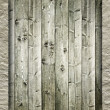 Wood and plaster background — Stock Photo
