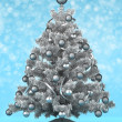 Christmas tree — Stock Photo #16352099