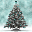 Christmas tree — Stockfoto #34934005