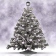 Christmas decoration - xmas tree — Foto de Stock