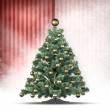 Christmas tree — Stock Photo #35637797