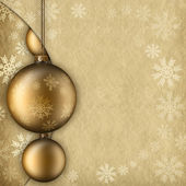 Christmas background — Foto Stock