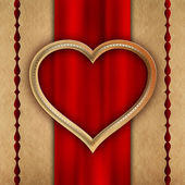 Valentines Day card — Foto de Stock
