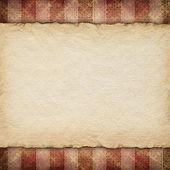 Grunge retro patterned background — Stock Photo