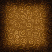 Brown patterned background or texture — Foto Stock