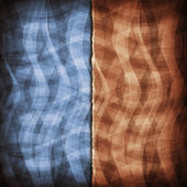 Double layered pattern background or texture — Stock Photo