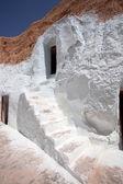 Cave house at Matmata — Stock Photo