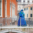 Venice Cernival — Stock Photo