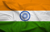 India flag — Stock Photo