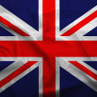 United Kingdom flag — Stock Photo #30550893
