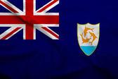 Anguilla Flag — Stock Photo