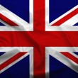 United Kingdom flag — Stock Photo #30834045