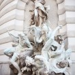 Stock Photo: ViennTown Square Sculpture