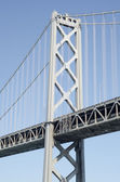 San Francisco Bay Bridge — Stock Photo