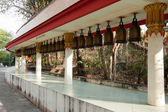 Bells at Big Buddha Hill temple, Pattaya. — Zdjęcie stockowe