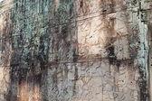 Basrelief mit Kampfszenen. Angkor wat — Stockfoto