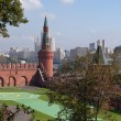 Helipad in the Moscow Kremlin — Stock Photo