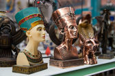 Egyptian traditional culture souvenirs — Stock Photo