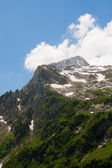 View of Mount Fischt, Russia, North Caucasus — Stock Photo
