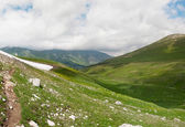 Mountain landscape. North Caucasus, Russia — Stock Photo