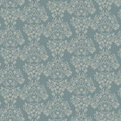 Wallpaper of floral patterns background — Wektor stockowy