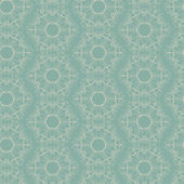 Vintage background with lace ornament. — Stok Vektör