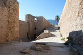 Kyrenia castls, North cyprys — Stock Photo