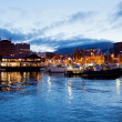 Hobart Waterfront — Foto Stock