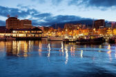 Hobart Waterfront — Stock Photo