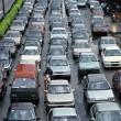 tung trafik — Stockfoto