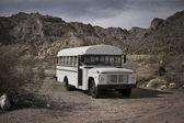 красивый старый автобус — Стоковое фото