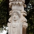 Stock Photo: VillBorghese Rome